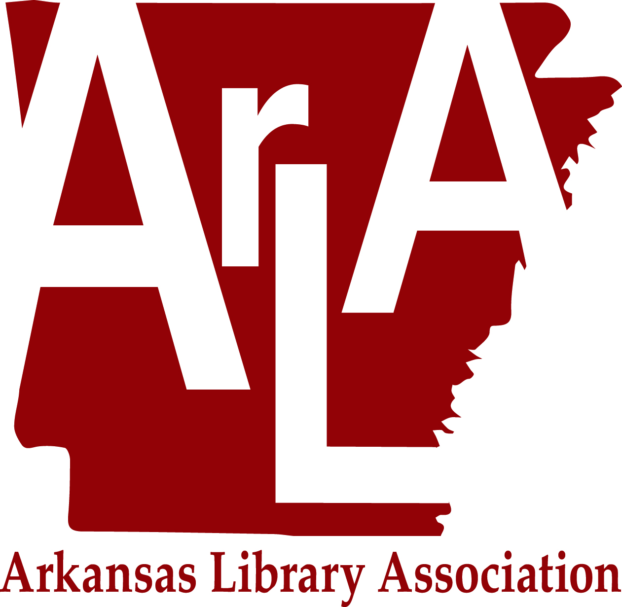 Arkansas Library Association Logo